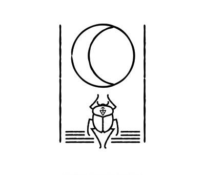 Symbolism – The Moon card