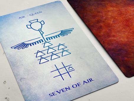 Seven of Air (Swords)