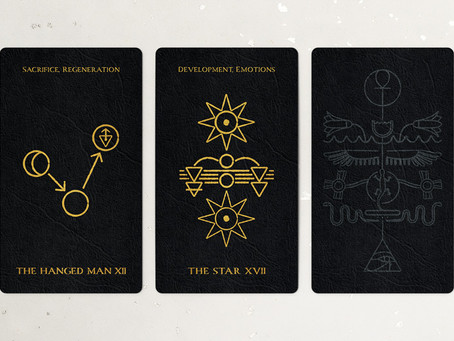 The Hanged Man and The Star