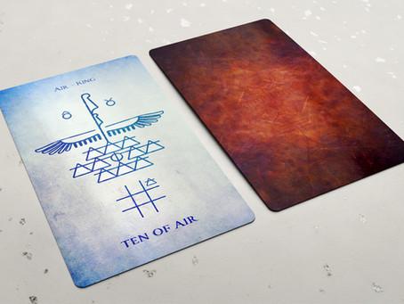 Ten of Air (Swords)