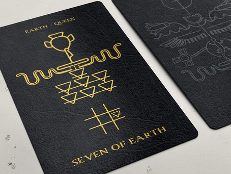 Seven of Earth (Pentacles)