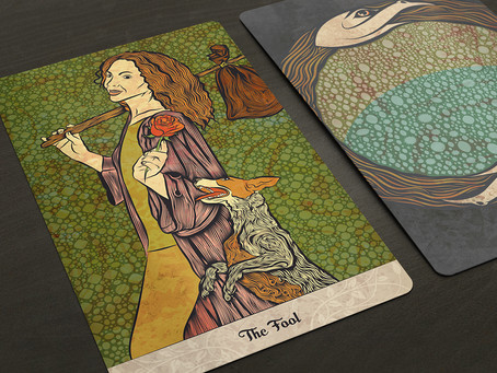 The Fool - Tarot of Self Reflections