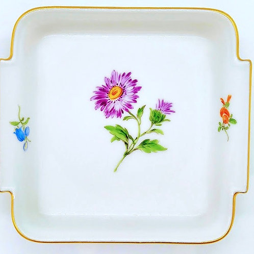 Dainty Vintage Flower Soap Dish