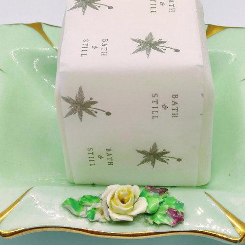 Vintage  Adderley Bone Chine Soap Dish