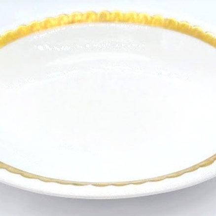 Vintage Simple Gilt Soap Dish