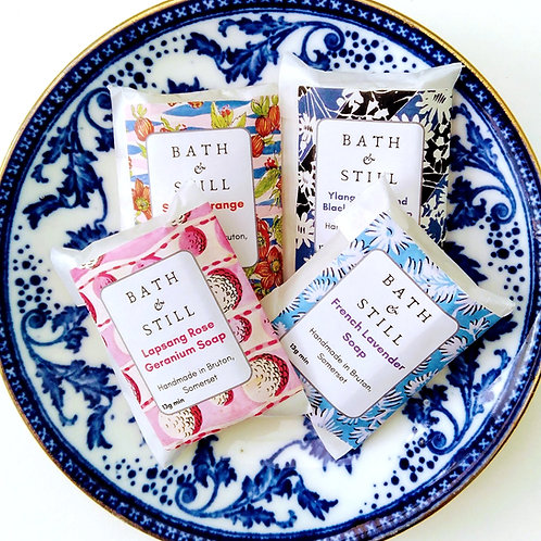 Guest Soaps for Airbnb, Boutique Hotels [special order only]