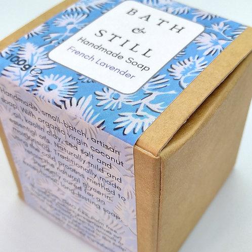 French Lavender artisan vegan soap