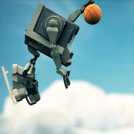 """Mynthon"" robots TV ad"