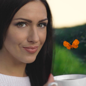 POSTI tea TV ad