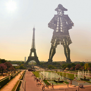 Eiffel vs. Guliveris