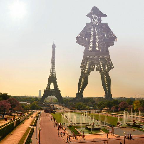 Eiffel vs. Guliveris