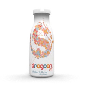 """Dragoon Sel"" drink TV ad"