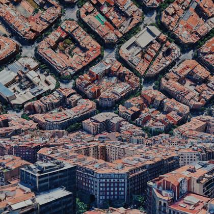 Barcelona bended