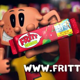 """""""FRITT"""" 3d TV ads"""