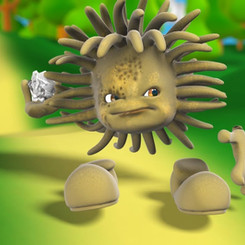 """""""Švariukas"""" education animation for kids"""