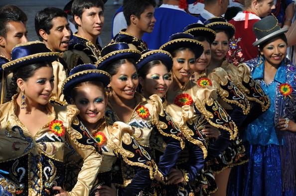 DANZART BOLIVIA - CAPORALES