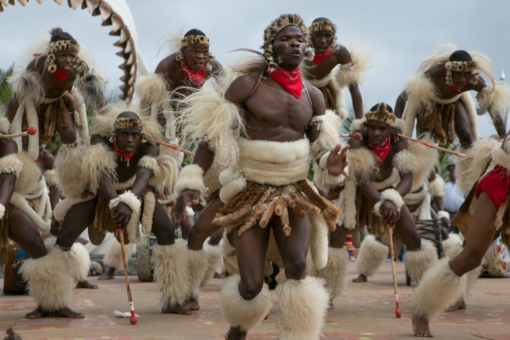 Zulu+Traditional+Dance
