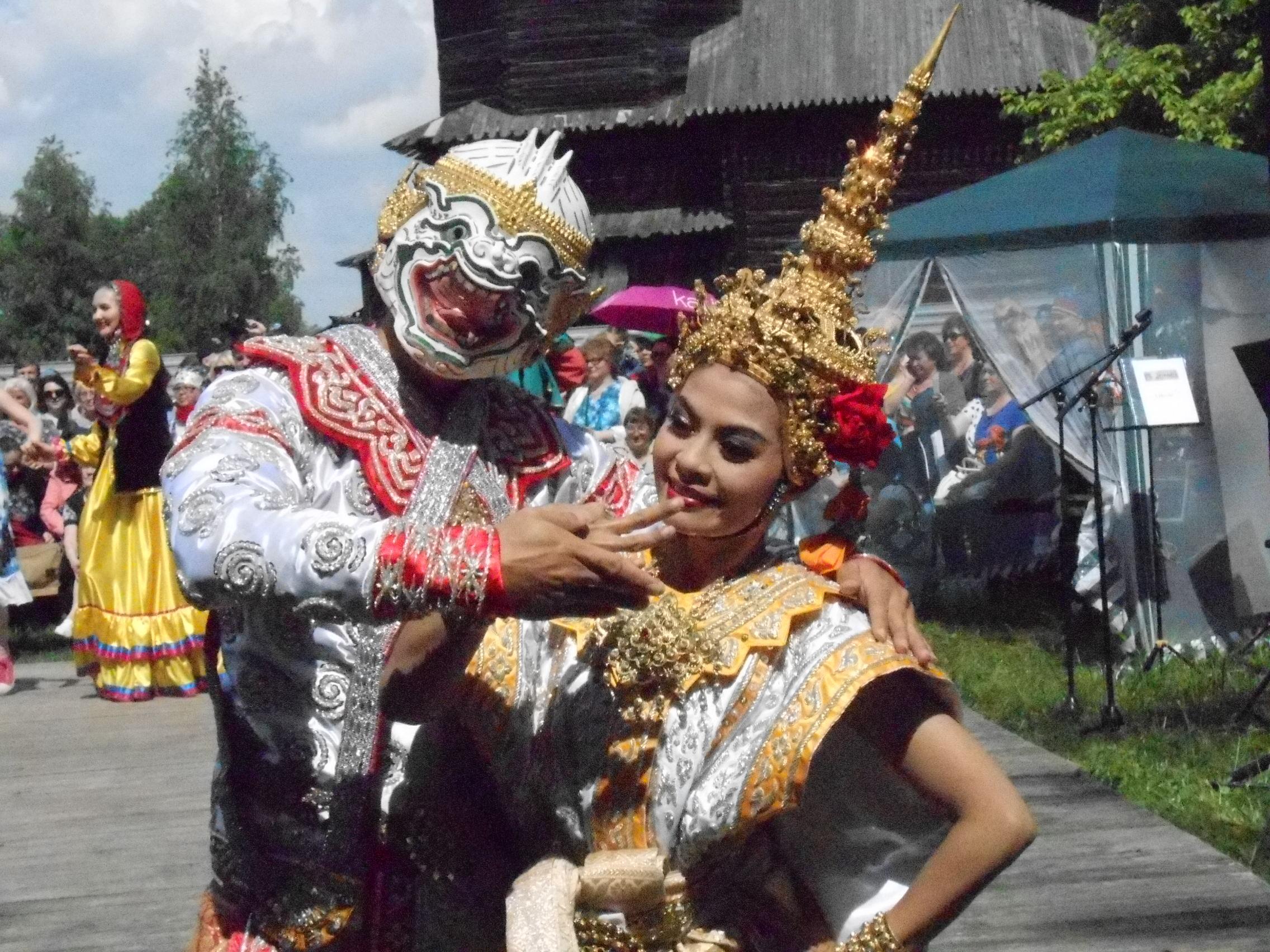 Hanuman Chap Nang Suphan Matcha