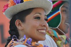 DANZART BOLIVIA -TARQUEADA PAREJA