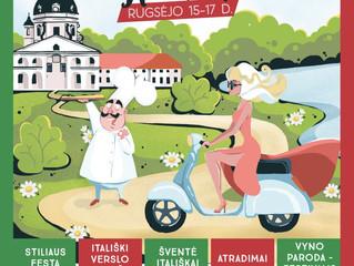 Gli Sbandieratori Cavensi in Lituania per le Giornate Italiane. Prevista la firma della dichiarazion