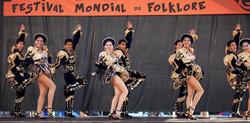 DANZART BOLIVIA - FESTIVAL CAPORALES