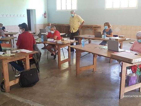 Ateliers Internet Seniors