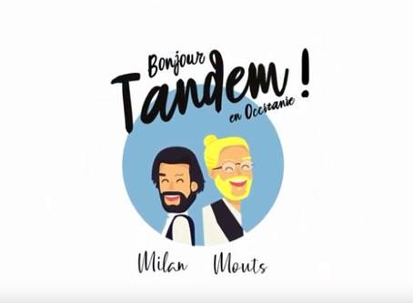Tarn (81) Tandem en Occitanie : Ferme de Fondenise
