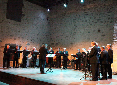 OMNES ORBIS en concert à Mormès.