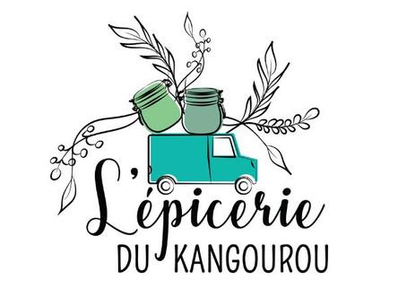 Gers (32) L'épicerie du Kangourou  en vrac.