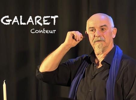 LOT (46) - GALARET : le Conteur lotois