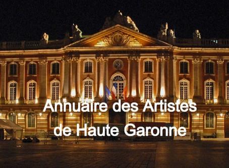 Haute-Garonne (31) - Annuaire des artistes