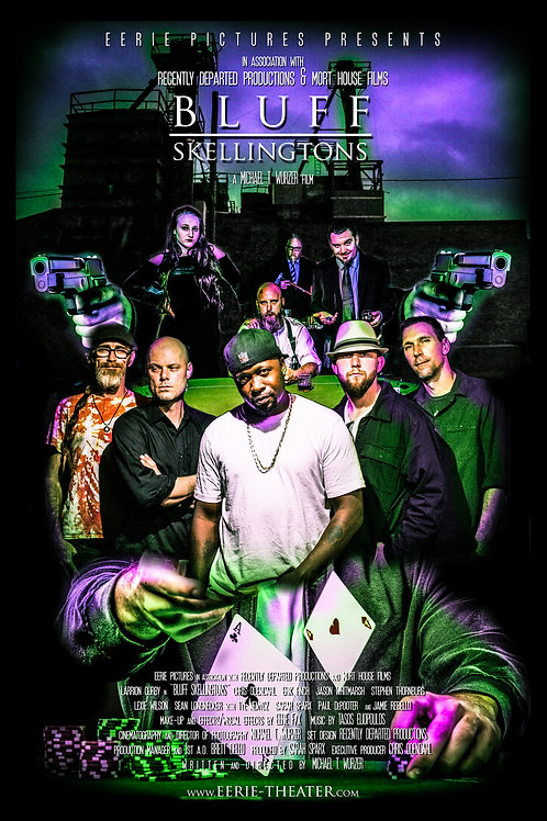 """BLUFF SKELLINGTONS"" DVD"