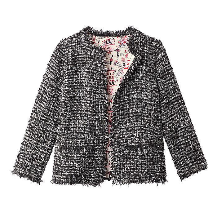 AVON Arianne Boucle Jacket - Fall 2018 fashion