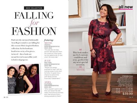 All About Fall: AVON Fall Fashion 2018