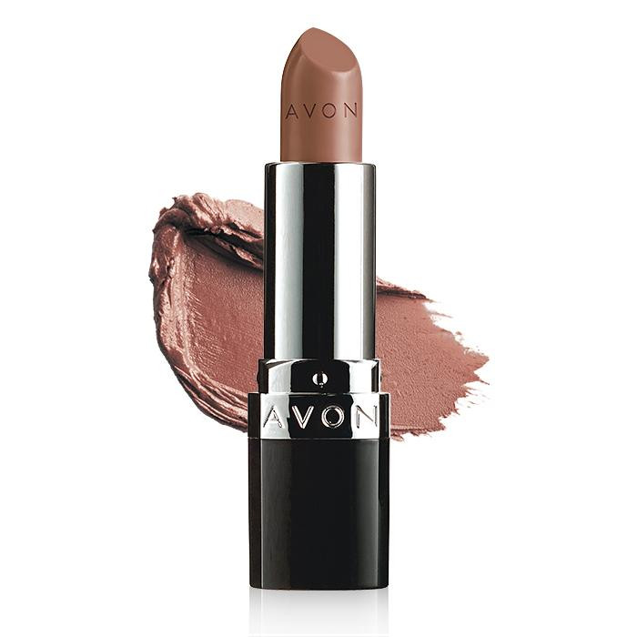 avon lipstick for fall 2018 - nude truffle