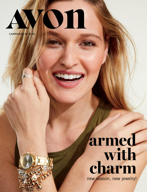 avon campaign 18 2019 online brochure Armed with Charm