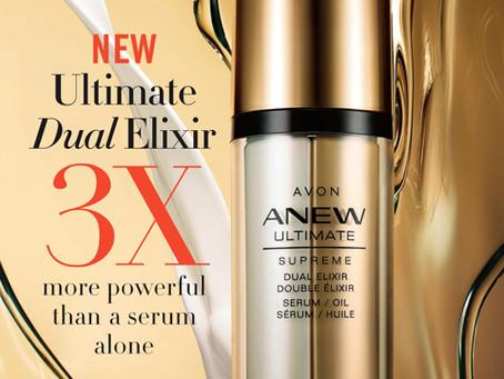 AVON Campaign 7 2019 Online Brochure/Catalog - New Ultimate Dual Elixir