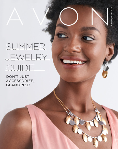 avon brochure campaign 13 2019 summer jewelry guide