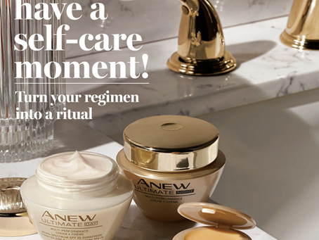 AVON Campaign 13 2019 Online Brochure/Catalog - Skincare from Regimen to Ritual!