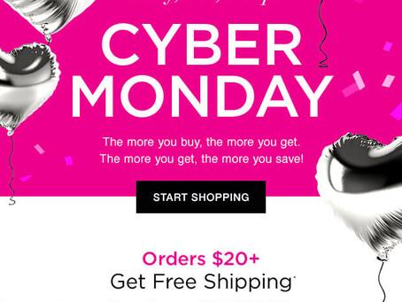 AVON Cyber Monday 2017