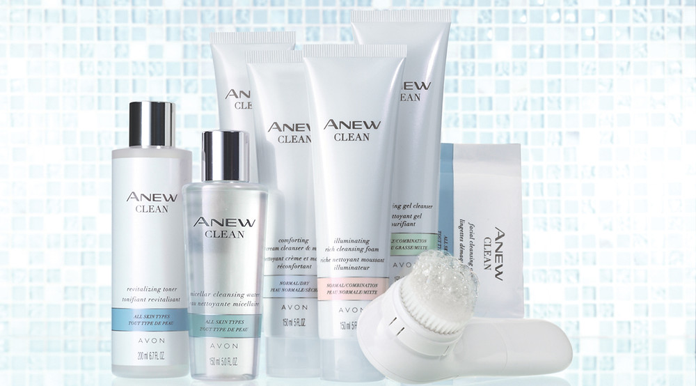 personalized skin care routine - step 1 cleanse