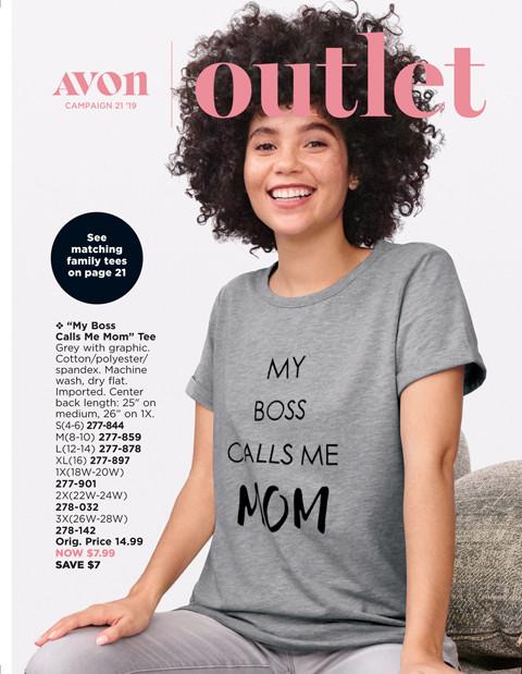 avon outlet campaign 21 2019 online brochure/catalog/book