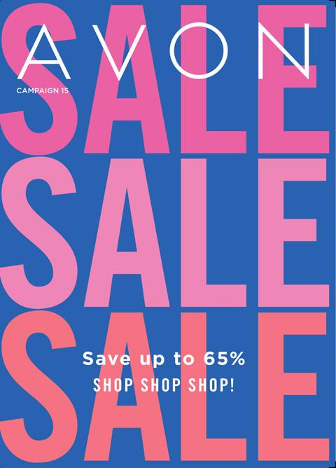 avon campaign 15 2019 online brochure/catalog/book semi-annual sale