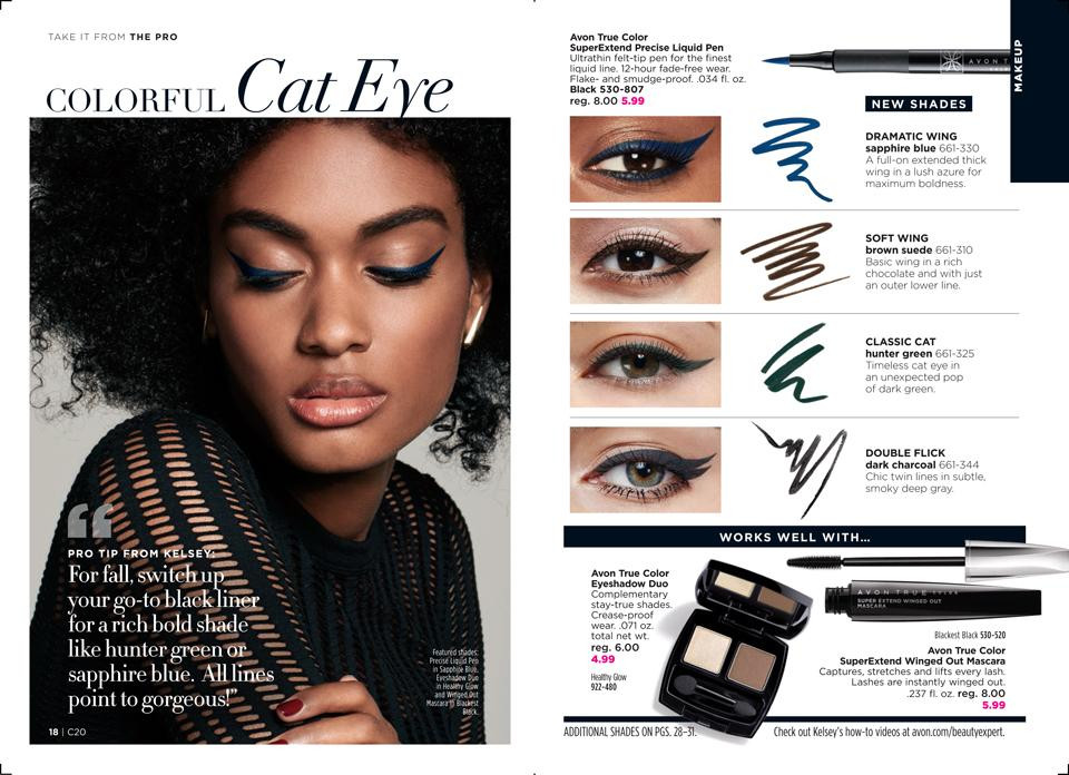 Fall 2017 Makeup and Lipstick Trends, Colors, Looks