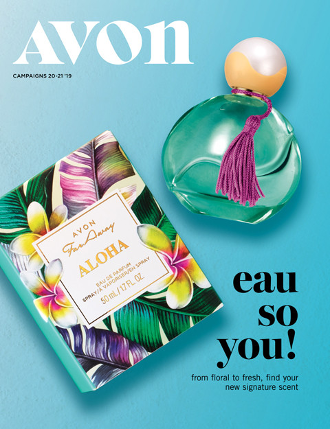 avon campaign 20 2019 online brochure Eau So You!