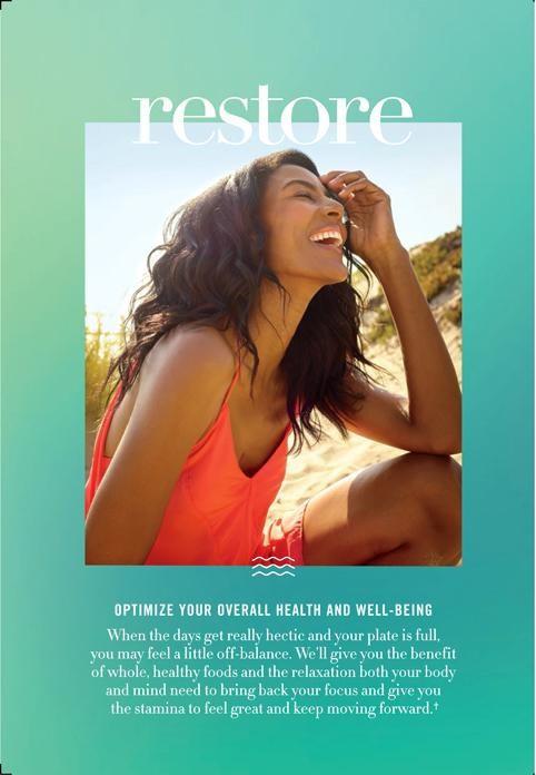 espira by avon health and wellness line