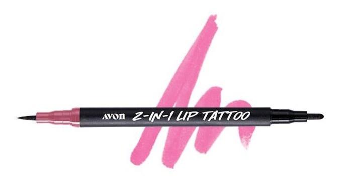 AVON 2-in-1 Lip Tattoo