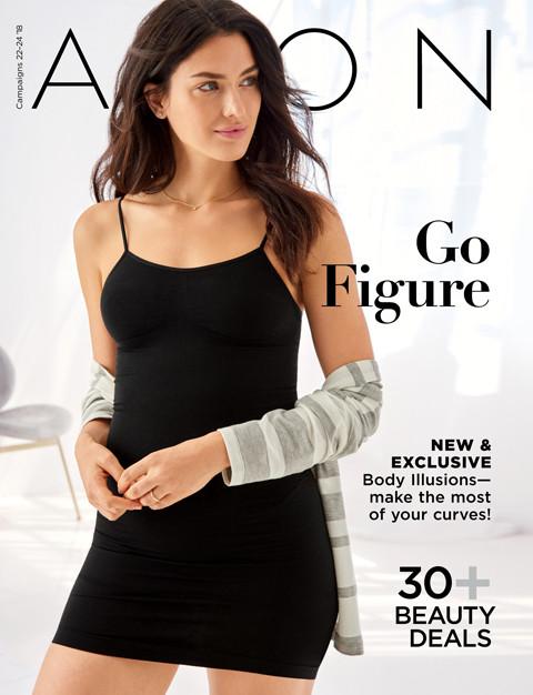 avon campaign 22-24 2018 Go Figure online brochure/catalog