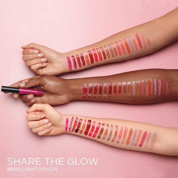 avon true color lip glow lip gloss online shopping