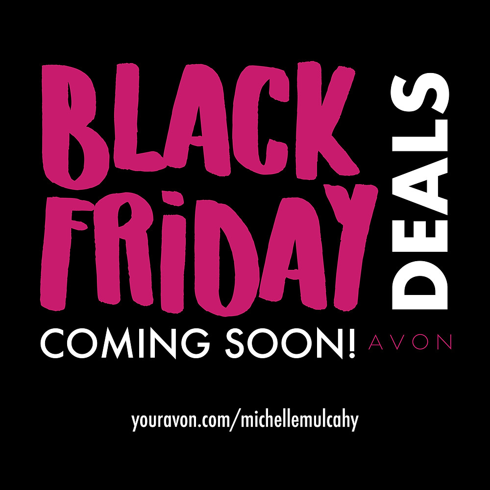 Black Friday 2017 Avon